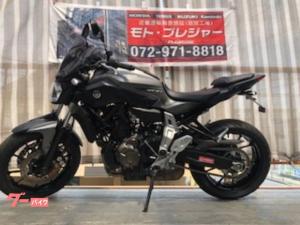ヤマハ/MT-07 ETC付