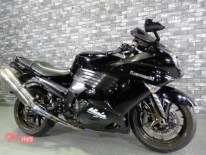 カワサキ/ZZ-R1400 ワイバーンマフラー バックステップ ETC