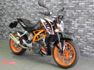 KTM/390デューク