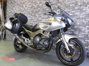 ヤマハ/TDM900 パニアケース付