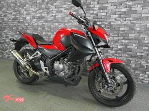ホンダ/CB250F ウイルズウィンマフラー ABS