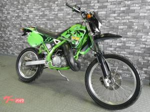 カワサキ/KDX125SR