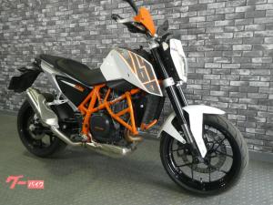KTM/690デューク ABS ナックルガード