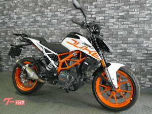 KTM/390デューク ABS