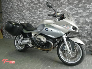 BMW/R1200ST 2点パニアケース グリップヒーター ETC