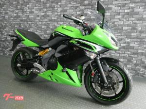 カワサキ/Ninja 400R オーリンズリアサス
