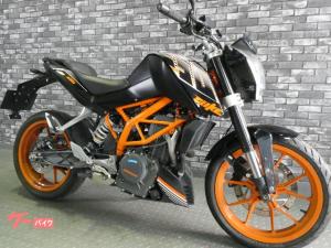KTM/250デューク ABS