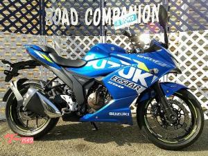 スズキ/GIXXER SF 250 ワンオーナー フルノーマル 2020