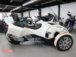 BRP/can-am SPYDER RT LIMITED ETC装備