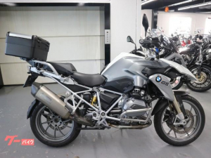 BMW/R1200GS アクラポS/O ナビ TOPケース LEDフォグ ETC エンジンプロテクター他