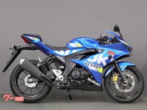 スズキ/GSX-R125 ABS ワンオーナー ヘルメットホルダー・USB電源付