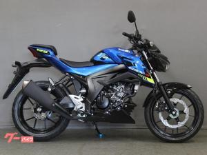 スズキ/GSX-S125 ABS 21年モデル 国内仕様