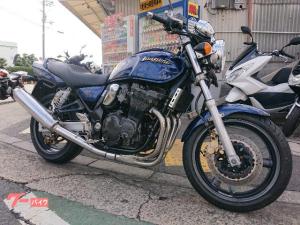 スズキ/INAZUMA400 油冷4気筒エンジン