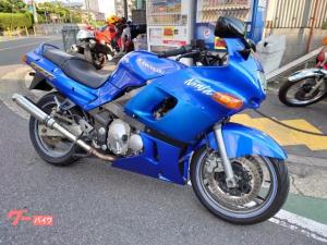 カワサキ/ZZ-R400 社外マフラー付き
