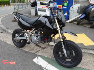 カワサキ/KSR110 カスタム車