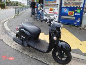 ヤマハ/ビーノ 4サイクルインジェクションモデル