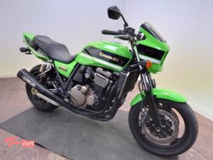 カワサキ/ZRX1200R KERKERマフラー社外バックステップ フェンダーレス