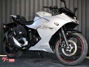 スズキ/GIXXER SF 150 ABS インポート マッドシルバー
