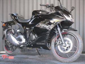 スズキ/GIXXER SF 150 ABS インポート ブラック