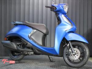 ヤマハ/ファッシーノ 125 Fi アイドリングストップ