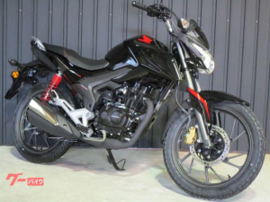 ホンダ/CBF125R インポート ブラックカラー