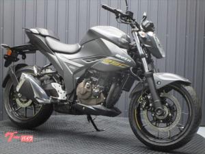 スズキ/GIXXER 250 ABS MY2021 マッドダークグレー