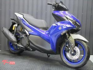 ヤマハ/NVX155 第二世代モデル ブルー