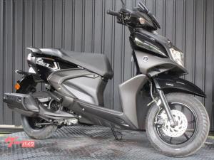 ヤマハ/シグナスRAY ZR 125 アイドリングストップモデル ブラック