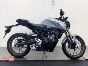 ホンダ/CB125R 2021年モデル Fサス・ホイール ブラウンゴールド