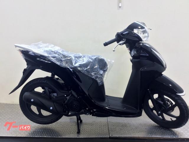 ホンダ Dio110 新車 現行最新モデル 現行最新の画像(兵庫県