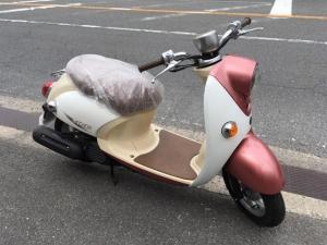 ヤマハ/ビーノ 4STキャブモデル 未使用車
