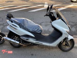 ヤマハ/マジェスティ125 FI 09'最終型 BEAMSマフラー