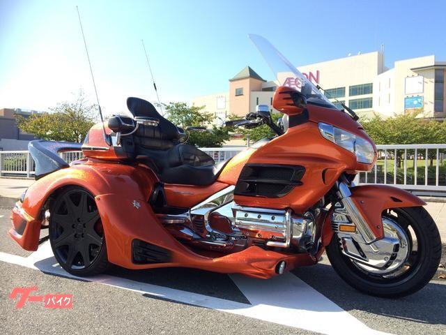 ホンダ ゴールドウイング GL1800 トライクの画像(大阪府