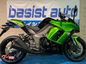 カワサキ/Z1000SX ABS EUR仕様 ETC装備