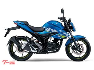 スズキ/GIXXER 150 2020年最新モデル
