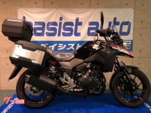 スズキ/V-ストローム250 ABS パニアケース装備済み