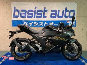 スズキ/GIXXER SF 250 ABS 2020国内最新モデル
