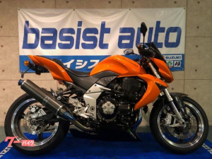 カワサキ/Z1000 BEETマフラー バックステップ等装備