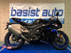スズキ/GSX-R1000R モトマップ正規車 タイヤ前後新品 ETC装備