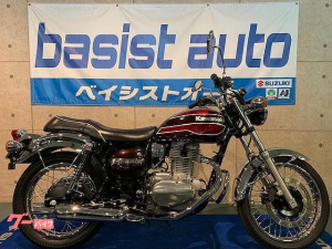 カワサキ/エストレヤ ファイナルエディション ETC・エンジンガード装備