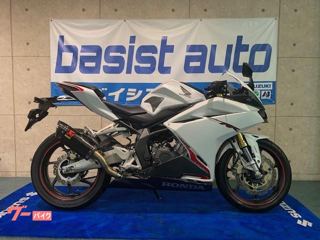 ホンダ CBR250RR ABS アクラポヴィッチマフラー・ETC装備の画像(京都府