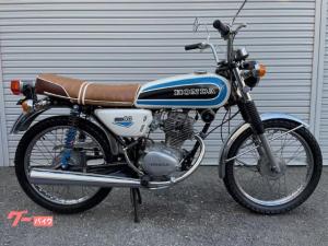 ホンダ/CB90JX  1972年式 ドラムブレーキモデル