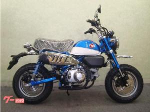 ホンダ/モンキー125 国内正規最新モデル フルLED装備