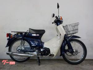 ホンダ/スーパーカブ50 日本生産モデル インジェクション