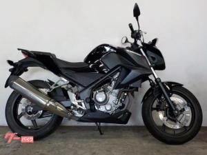 ホンダ/CB250F 2016年モデル フルノーマル ブラック