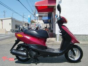 ヤマハ/JOG 自賠責保険1年付 バッテリー新品 タイヤ前後新品 駆動系新品 グリップ左右新品