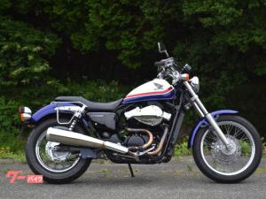 ホンダ/VT750S マフラーカスタム