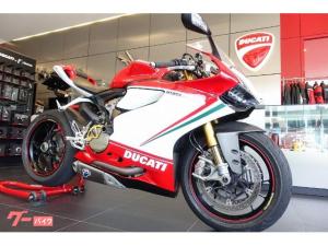 DUCATI/1199パニガーレSトリコローレ テルミニョーニ製レーシングエキゾースト