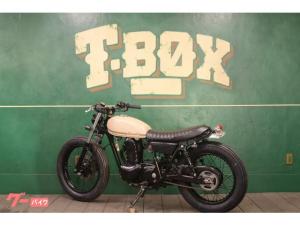 カワサキ/250TR bobber style