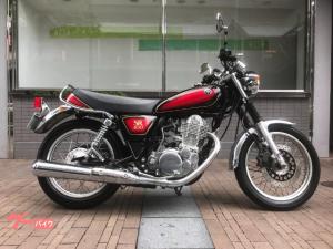 ヤマハ/SR400 ETC付き ウインカー・ミラー等カスタム